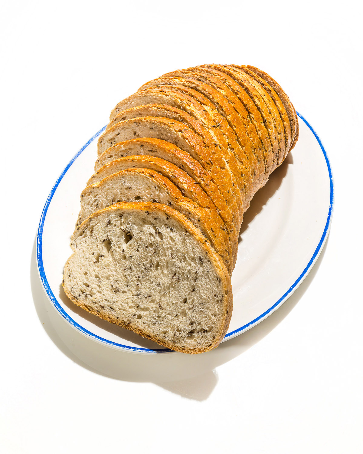 how to make jewish rye bread