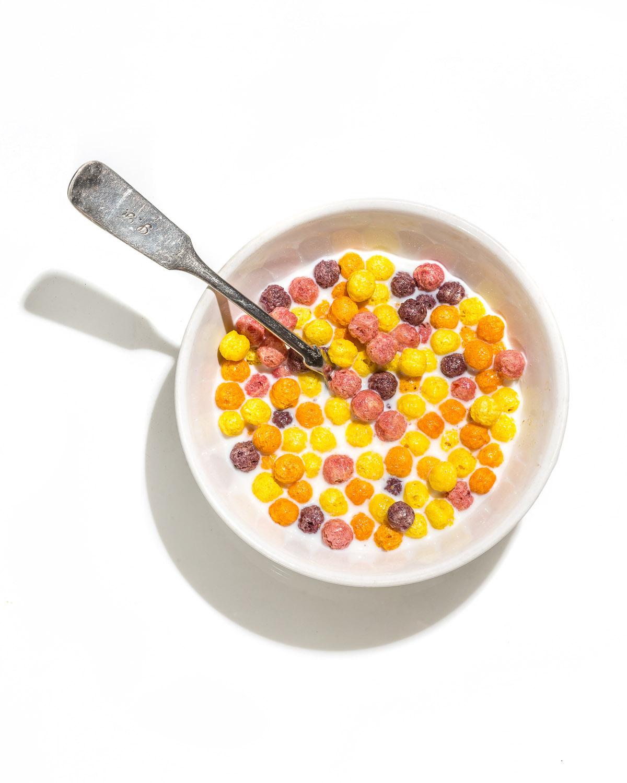 Sugar Cereals for Shabbos Morning